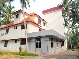 Indeevaram Apartment L3 with sea view over trees - Kovalam vacation rentals