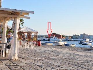Barca 4 posti letto in mare a Marzamemi - Sicilia - Marzamemi vacation rentals