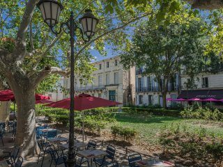 Montpellier écusson - place de la canourgue - - Montpellier vacation rentals