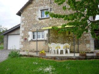 Maison du BOURG +FUTUROSCOPE avec vue imprenable - Vouneuil-sur-Vienne vacation rentals