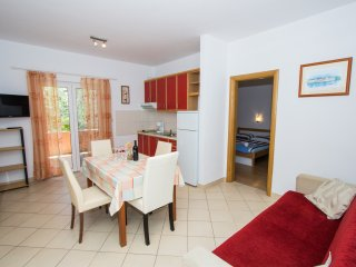 Skalinada- Two Bedroom Apartment with Balcony- 1 - Murter vacation rentals