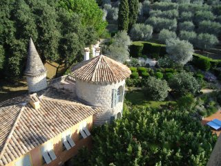 Enchanting château in magnificent gardens - Contes vacation rentals
