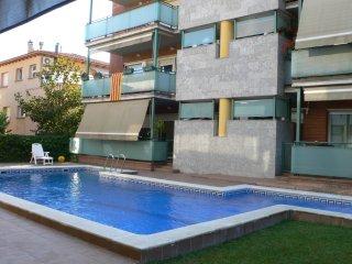 Appart avec piscine pour 5 personnes - Sant Cugat vacation rentals