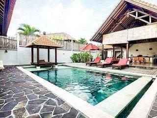 Tropical 3 bedrooms Villa Canggu - Denpasar vacation rentals