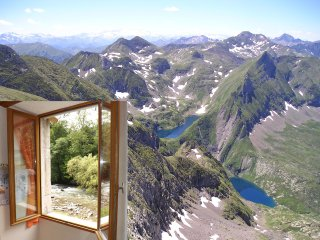 Appart.2/3pers Ski Guzet-neige, montagnes d'Ariège - Seix vacation rentals