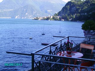 Nice Condo with Balcony and Microwave - Varenna vacation rentals