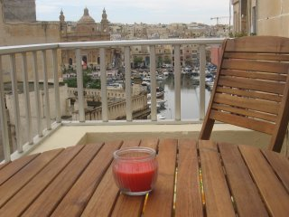 Central with views close to Valletta. - Msida vacation rentals