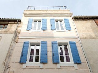 Amazing Terrace Views, Historic, Arty, City Centre - Arles vacation rentals