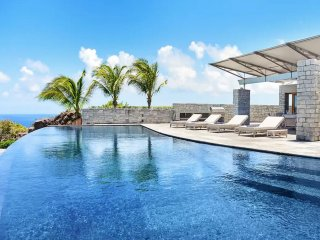 Luxury 5 bedroom St. Barts villa. Simplicity and luxurious comfort. - Marigot vacation rentals