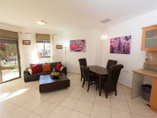 3-room apartment with garden - Eilat vacation rentals