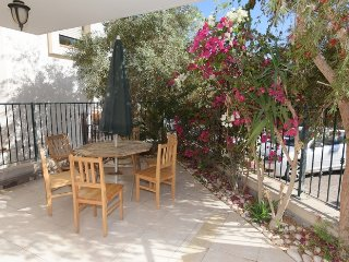 Two-Bedroom Apartment with Terrace - Shoham 9 - Eilat vacation rentals