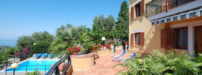 4 bedroom Villa in Monticchio, Costa Sorrentina, Amalfi Coast, Italy : ref - Image 1 - Latina Scalo - rentals