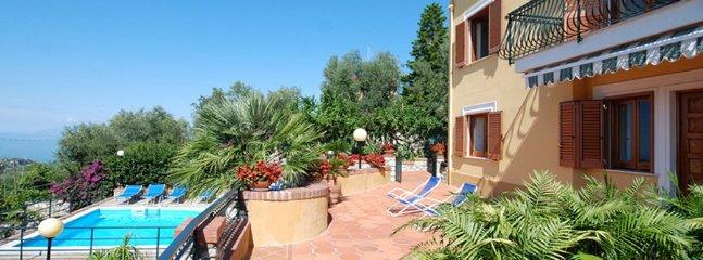 4 bedroom Villa in Monticchio, Costa Sorrentina, Amalfi Coast, Italy : ref 2230198 - Image 1 - Latina Scalo - rentals