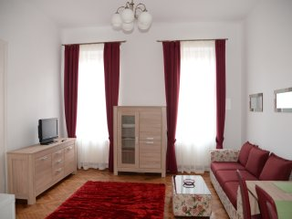 Romantic 1 bedroom Sibiu Apartment with Internet Access - Sibiu vacation rentals