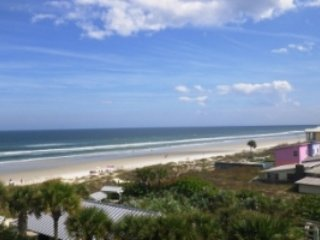 Beautiful Ocean View Spacious Luxury Condo - Ponce Inlet vacation rentals