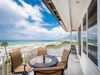 Gulf Pines Delight! ! Gulf Front With Private Pool! FREE Golf & Parasailing! - Sandestin vacation rentals
