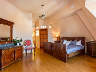 BASILICA LUXURY ATTIC: CASTLE & CITTADELLA VIEW - Budapest vacation rentals
