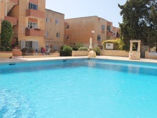 3 Bedroom Maisonette with Pool - Qawra vacation rentals