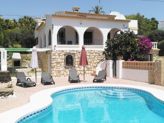 Villa El Ruisenor Basetes with Private Pool, - Calpe vacation rentals