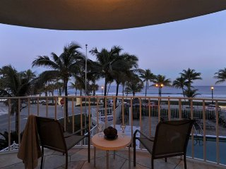 Gorgeous Oceanfront Views from Large Balcony - Deerfield Beach vacation rentals