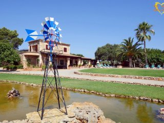 6 bedroom House with Internet Access in Sa Coma - Sa Coma vacation rentals