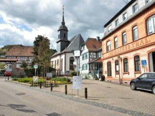 High-quality apartment in historic surrounding - Hofheim am Taunus vacation rentals