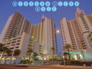 OCEAN WALK 3 BEDROOM DELUXE - Daytona Beach vacation rentals