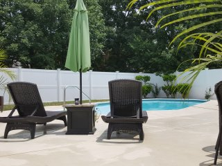 4BR/2.5BA Luxury Nashville Home PRIVATE POOL - Nashville vacation rentals