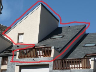 Triplex  2 chambres + Cabine, Plein Centre, Draps fournis - Saint-Lary-Soulan vacation rentals