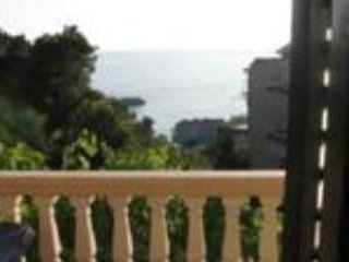 Apartment with sea view - Sveti Stefan vacation rentals