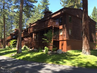 LARGE PINEWILD CONDO WITH PRIVATE BEACH - Zephyr Cove vacation rentals
