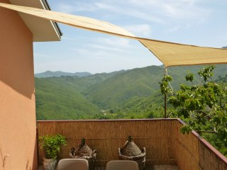 Holiday Apartment Santa Maria di Maissana, Liguria - Ossegna vacation rentals