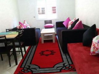 Wonderful spacious 2 bedrooms apartment - Marrakech vacation rentals