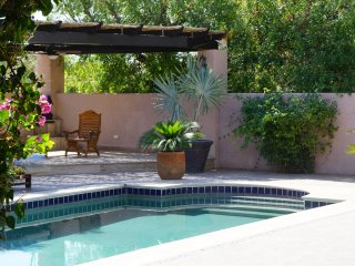 ****BEACH 5 min walk, 3bdrm Golf Villa Casa Shona - San Jose Del Cabo vacation rentals