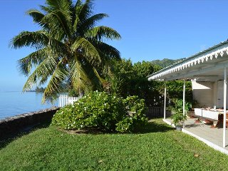 Nice 3 bedroom Vaiare House with Television - Vaiare vacation rentals