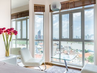 Riverside  #4 - Spacious. Best view & privacy. Central - Ho Chi Minh City vacation rentals
