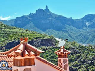 Beautiful 2 bedroom Tejeda House with Balcony - Tejeda vacation rentals