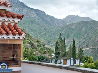 Apartment Roque Nublo, 5 persons - Tejeda vacation rentals