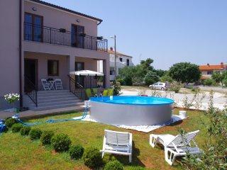 New Sea view Kika apartment 4+2 - Liznjan vacation rentals