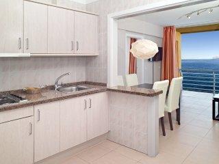 Apartment Playa Ajabo Meerblick, 3 persons - Adeje vacation rentals