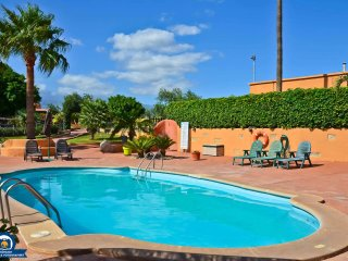 Apartment Las Galletas Medio, 4 persons - La Esperanza vacation rentals