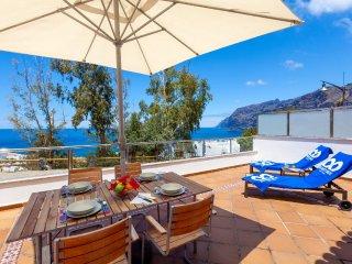 Apartment Terrazas Los Gigantes A2, 5 persons - Santiago del Teide vacation rentals