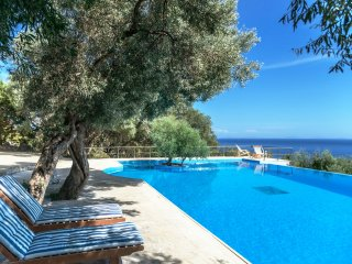 Villa Coin de Paradis - Breathtaking 360° view on Ionian islands - Sivota vacation rentals