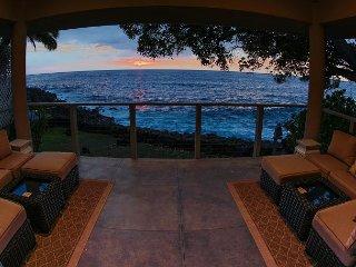 Kona Bay Oceanfront Home – Check out our Virtual Tour! - Kailua-Kona vacation rentals