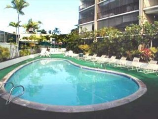 Kona Plaza in Kailua-Kona town - Kailua-Kona vacation rentals