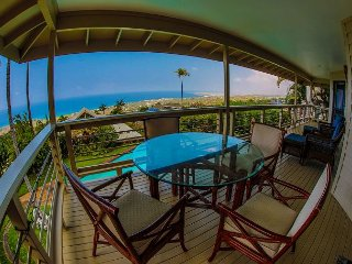 Beautiful 3BR / 3BA home with ocean views & pool - Check out our Virtual Tour - Kailua-Kona vacation rentals