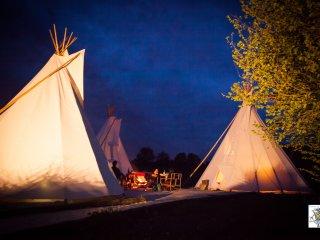 Les 3 Tipis du Domaine de Badard - Archigny vacation rentals