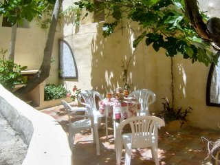 Medieval townhouse with lovely patio - Moratalla vacation rentals