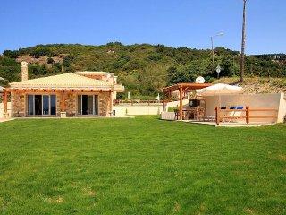 Villas Porto: Villa Kamini, new beachfront villa! - Agios Georgios vacation rentals