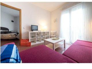 La Finestra one bedroom apartment Dos Aceras 32 - Malaga vacation rentals